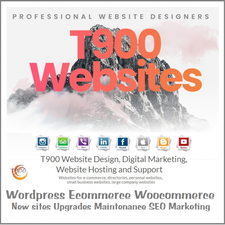 T900 Website designers Ad 121a